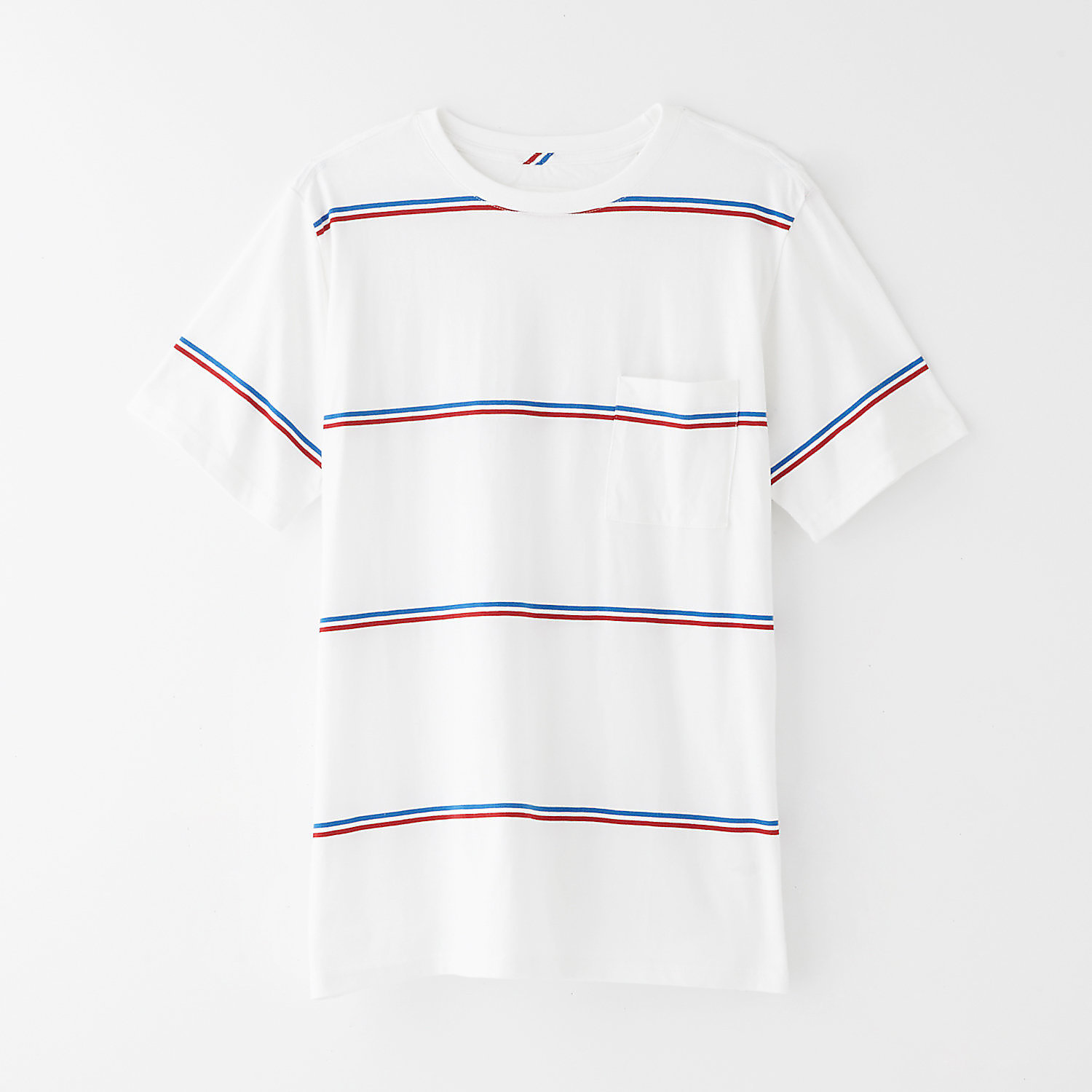 RANDALL CLUB STRIPE TEE