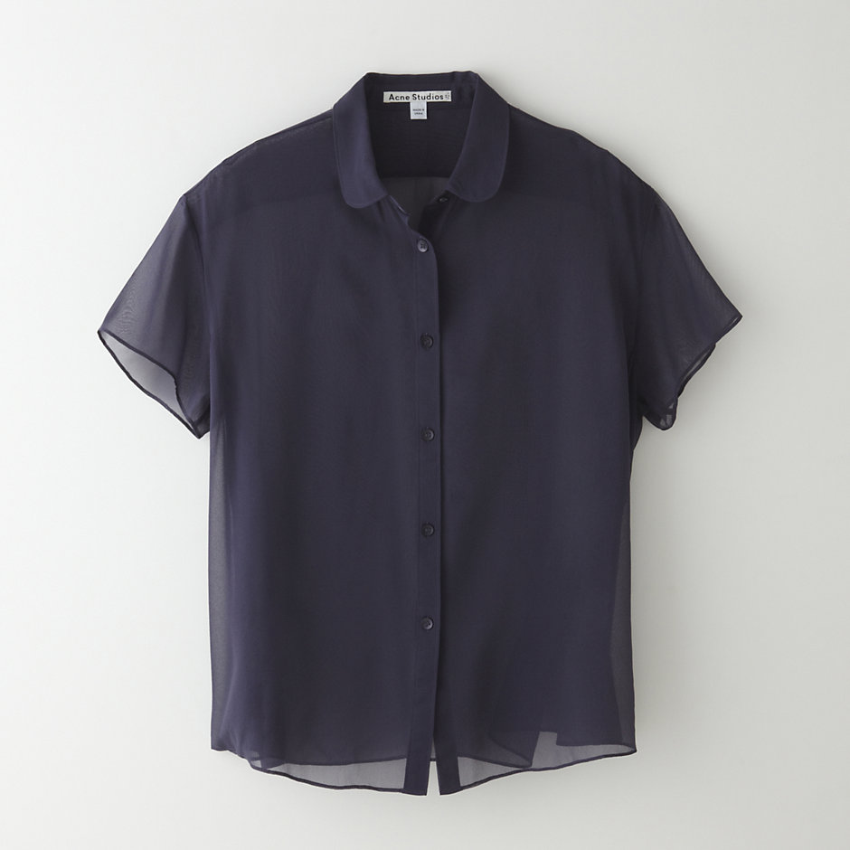 ROGUE LIGHT SILK SHIRT