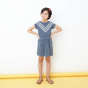 SAILOR SHAPE DRESS