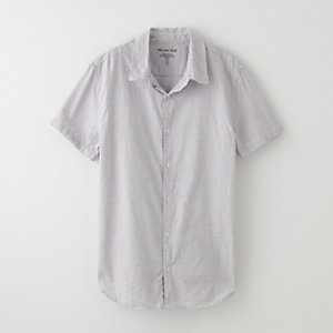 SHORT SLEEVE OXFORD SIMPLE SHIRT