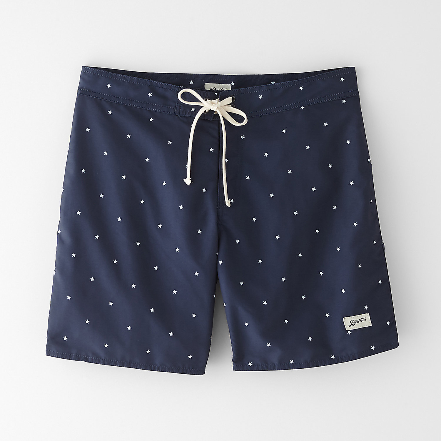 SURF TRUNK STAR PRINT