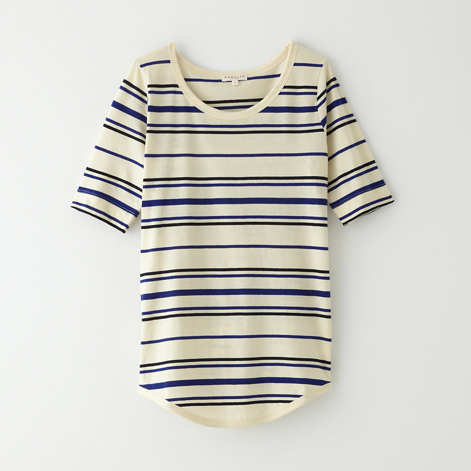 STRIPE KATE TEE