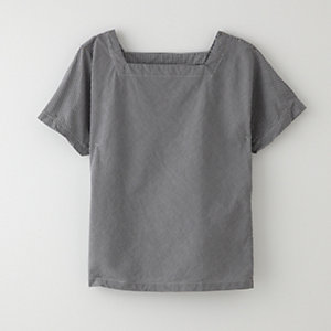 SQUARE NECK TOP