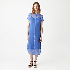 FULL LENGTH CLASSIC SHIRTDRESS