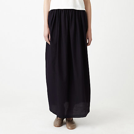 LONG SUMMER SKIRT