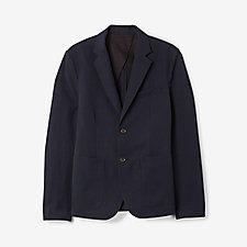 TWO BUCKET POCKET OLIVER JACKET