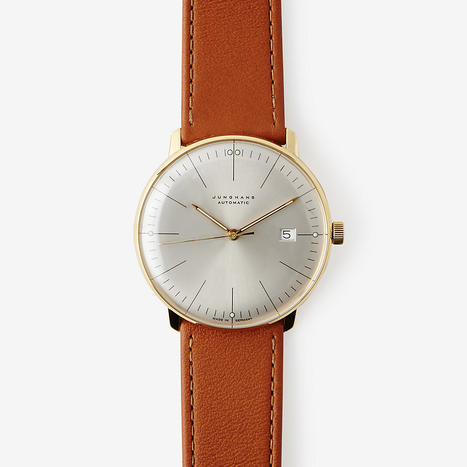 MAX BILL AUTOMATIC WATCH