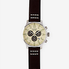 THE MACKINAW FIELD CHRONO WATCH