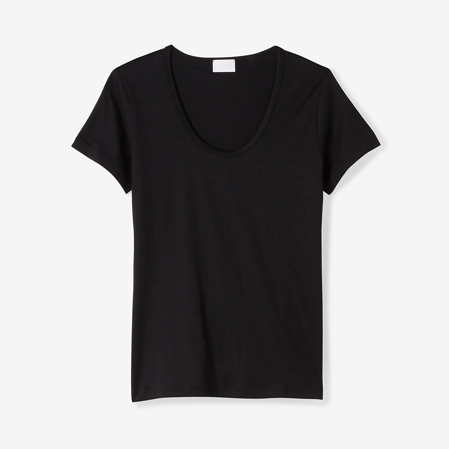 CASUAL NECK TEE