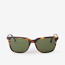 HOTCHKISS SUNGLASSES - DARK STRIPE TORTOISE