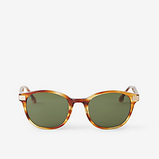 ATWOOD SUNGLASSES - LIGHT STRIPE TORTOISE