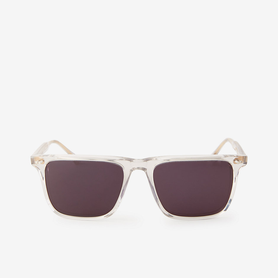 LIGHT CRYSTAL SMOKE WARREN SUNGLASSES