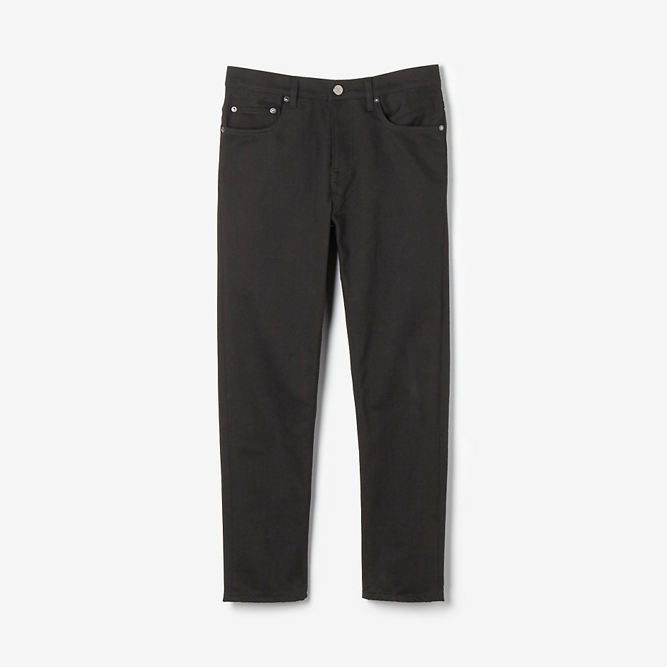 Acne Studios Town Stay Cash Black Jeans | Steven Alan