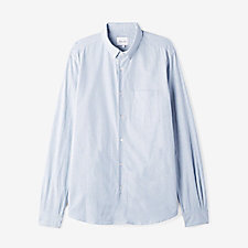 SOFT BLUE OXFORD