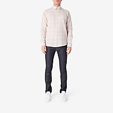 LEISURE FADED LARGE CHECK SHIRT