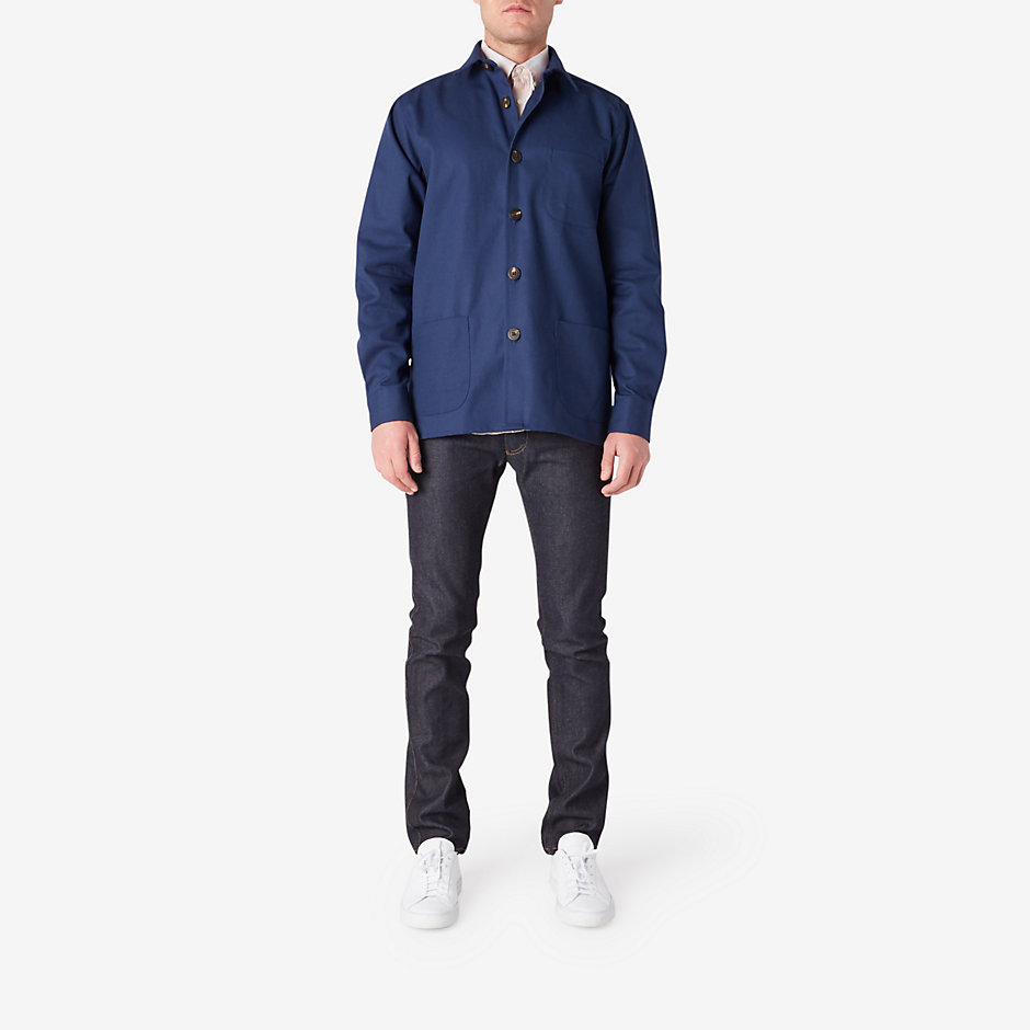 CANVAS OVERSHIRT ONE