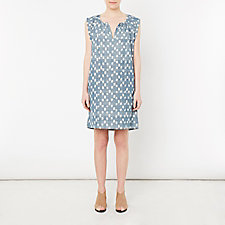 TOULON RUCHED DRESS