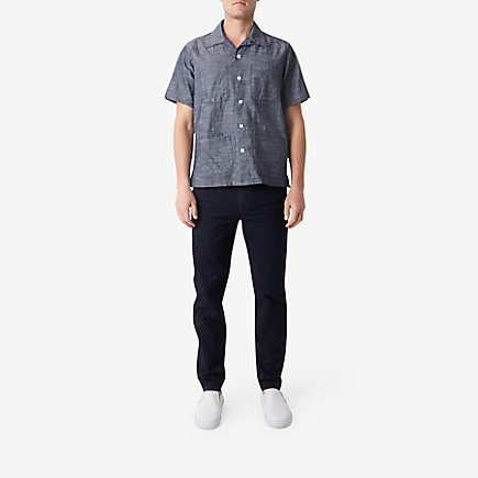 FIVE POCKET ISLAND SHIRT