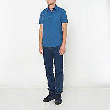 ANTON LIGHT OXFORD SHORT SLEEVE SHIRT