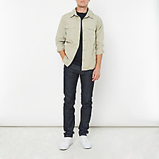 POPLIN MULTI POCKET SHIRT JACKET