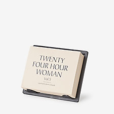 24 HOUR WOMAN DESK CALENDAR