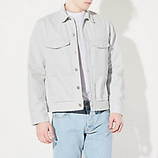 DOUBLE POCKET UTILITY JACKET