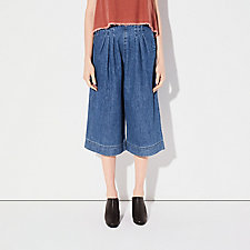 DENIM TRAVEL PANT