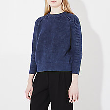 COTTON CHELSEA SWEATER