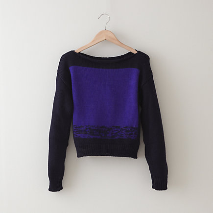 ALYESKA SWEATER