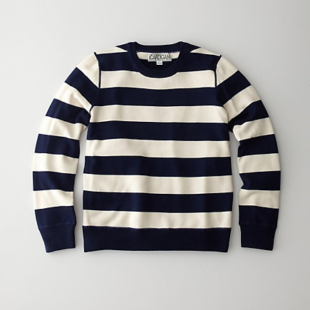 MARC RUGBY STRIPE SWEATER