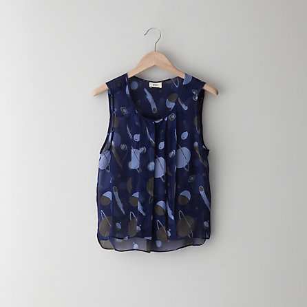 PLEATED SPACE TANK