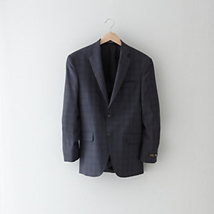 TWO-PIECE FULLY LINED SUIT