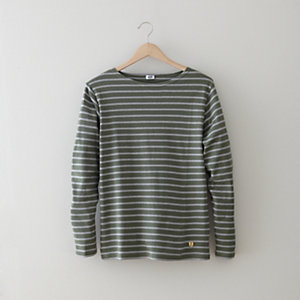 LONG SLEEVED BRETON SHIRT