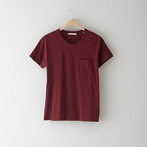 ACE TEE w/ OPEN NECK