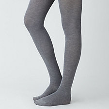 COLLANT VELOUTE COTTON TIGHTS