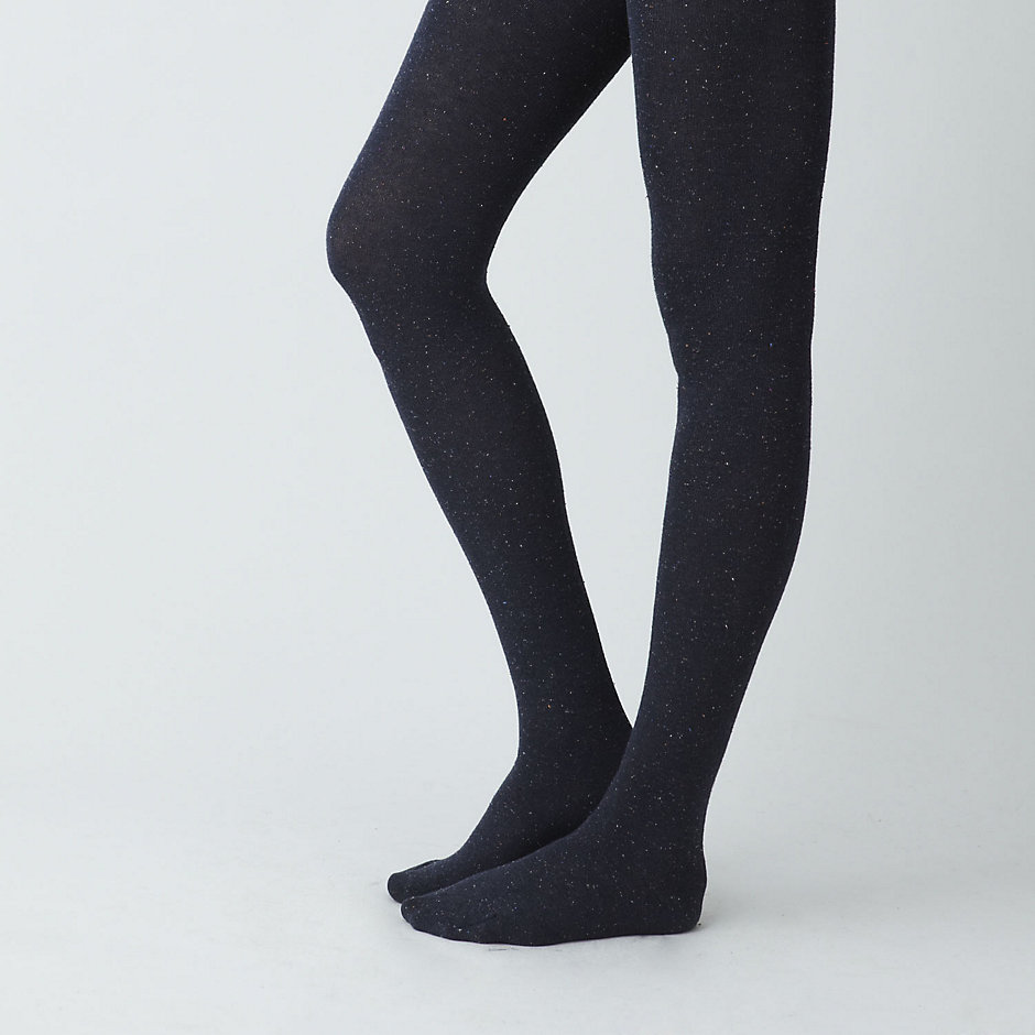 COLLANT TWEED TIGHTS