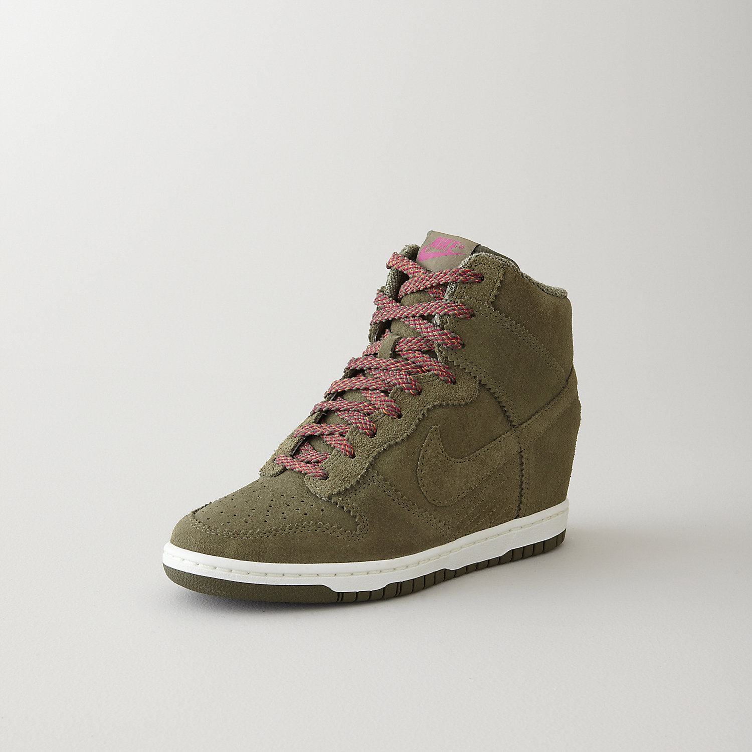 WOMENS DUNK SKY HI WEDGE