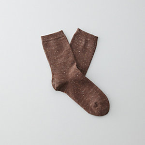 CHAUSSETTE TWEED UNIE SOCK