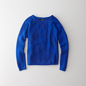 TRIANGLE SHAPES SWEATER