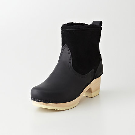 "5"" PULL ON SHEARLING BOOT"