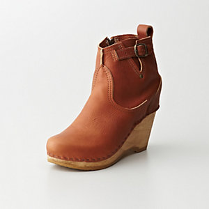 "5"" BUCKLE BOOT WITH WEDGE"
