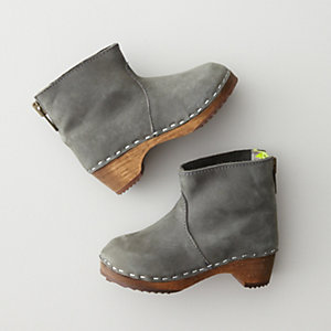 ANKLE BOOT CLOG