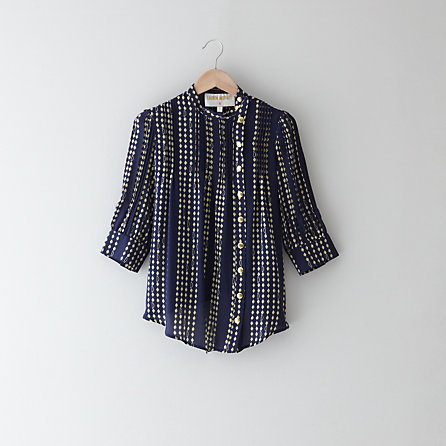 CATCHER IN THE RYE BLOUSE