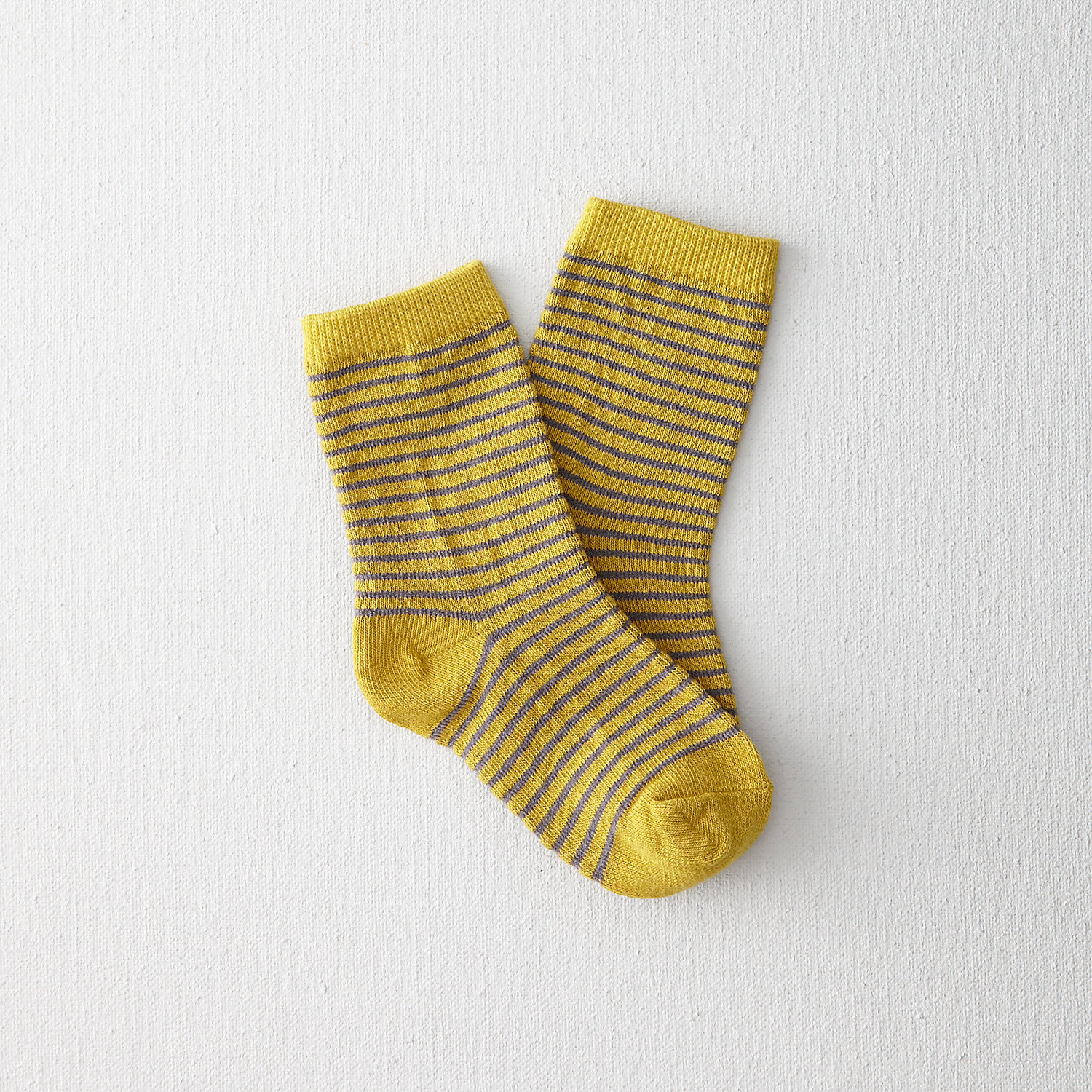 KIDS STRIPE CREW SOCK
