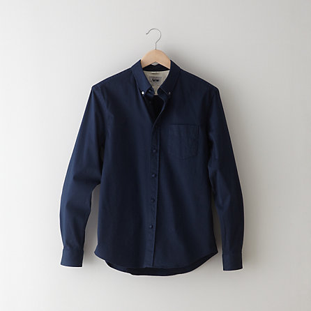 ISHERWOOD PLAIN BUTTON DOWN SHIRT