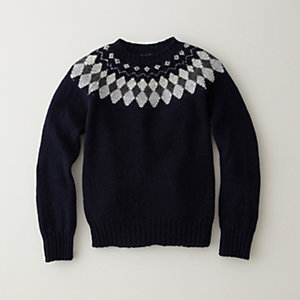 JANE NORDIC PULLOVER SWEATER