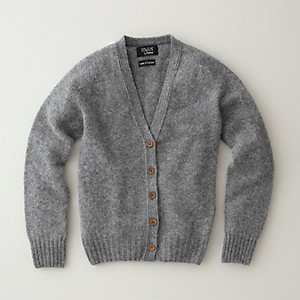 JANIS GRANDFATHER CARDIGAN