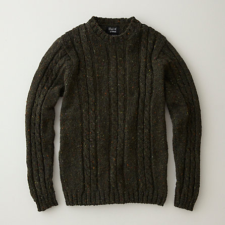 KOLARI SPECKLE CREW SWEATER