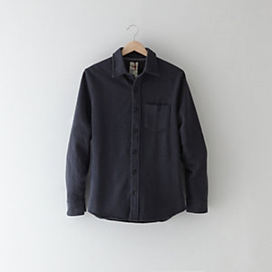 PIQUE FLEECE OVERSHIRT