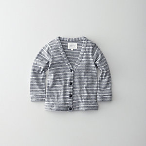 GRANDPA STRIPE CARDIGAN